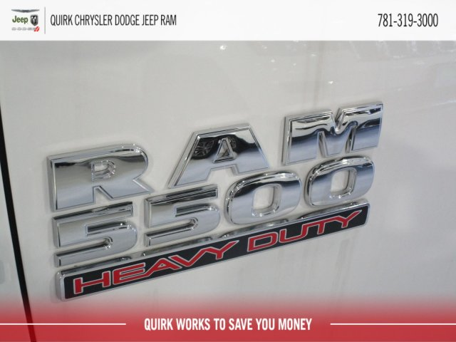 2018 Ram 5500 Regular Cab DRW 4x4,  Cab Chassis #D7629 - photo 11