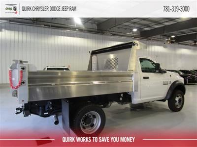 2018 Ram 5500 Regular Cab DRW 4x4,  Cab Chassis #D7629 - photo 4