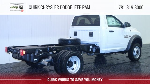 2018 Ram 5500 Regular Cab DRW 4x4,  Cab Chassis #D7685 - photo 2
