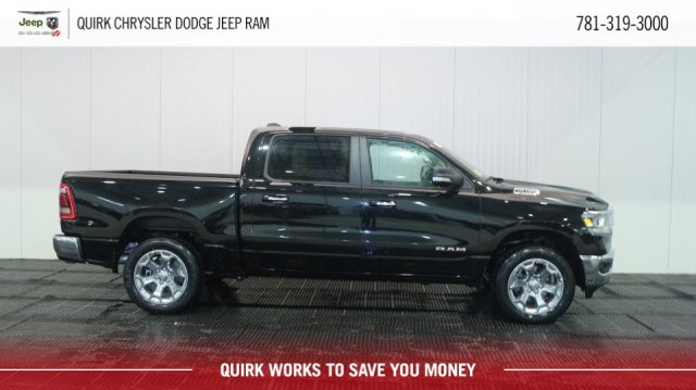 2019 Ram 1500 Crew Cab 4x4,  Pickup #D7938 - photo 3