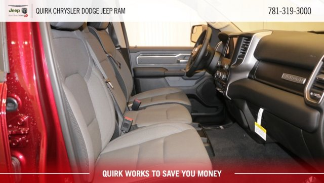 2019 Ram 1500 Crew Cab 4x4,  Pickup #D8184 - photo 4
