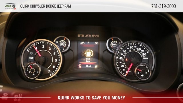 2019 Ram 1500 Crew Cab 4x4,  Pickup #D8184 - photo 9