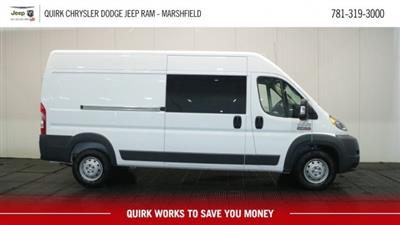 2018 ProMaster 2500 High Roof FWD,  Empty Cargo Van #D8289 - photo 3