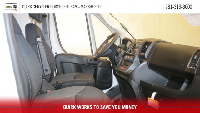 2018 ProMaster 2500 High Roof FWD,  Empty Cargo Van #D8347 - photo 6