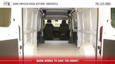 2018 ProMaster 2500 High Roof FWD,  Empty Cargo Van #D8347 - photo 2