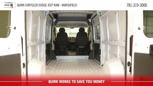 2018 ProMaster 2500 High Roof FWD,  Empty Cargo Van #D8348 - photo 2