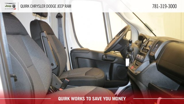2018 ProMaster 1500 Standard Roof FWD,  Empty Cargo Van #D8361 - photo 5