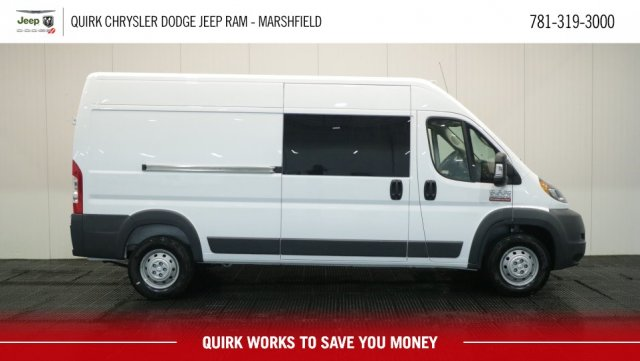 2018 ProMaster 2500 High Roof FWD,  Empty Cargo Van #D8362 - photo 3
