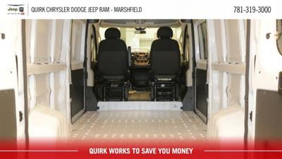 2018 ProMaster 2500 High Roof FWD,  Empty Cargo Van #D8362 - photo 2