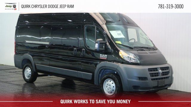 2018 ProMaster 2500 High Roof FWD,  Empty Cargo Van #D8430 - photo 1