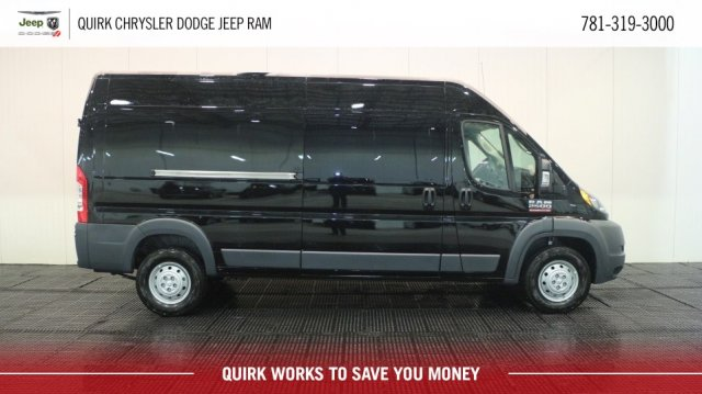 2018 ProMaster 2500 High Roof FWD,  Empty Cargo Van #D8430 - photo 3