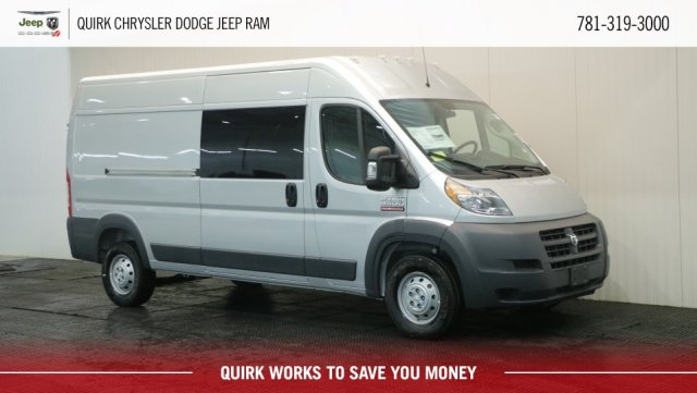 2018 ProMaster 2500 High Roof FWD,  Empty Cargo Van #D8431 - photo 1