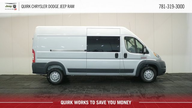 2018 ProMaster 2500 High Roof FWD,  Empty Cargo Van #D8431 - photo 3