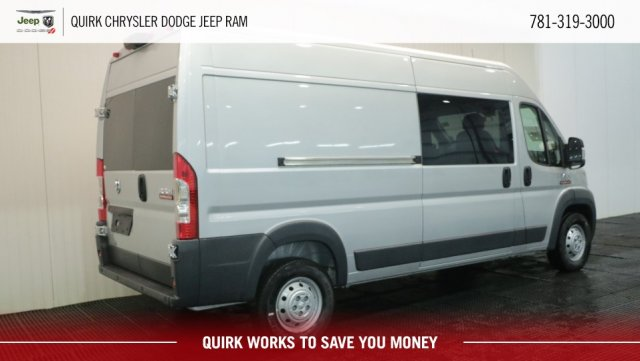2018 ProMaster 2500 High Roof FWD,  Empty Cargo Van #D8431 - photo 4