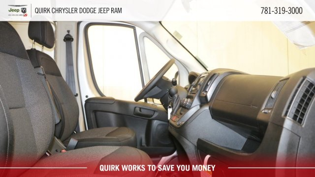 2018 ProMaster 2500 High Roof FWD,  Empty Cargo Van #D8431 - photo 5