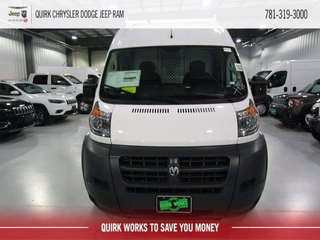 2018 ProMaster 2500 High Roof FWD,  Upfitted Cargo Van #D8534 - photo 4