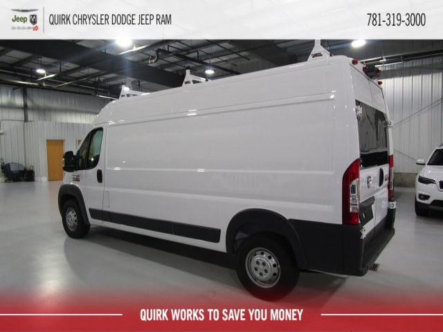 2018 ProMaster 2500 High Roof FWD,  Upfitted Cargo Van #D8534 - photo 6