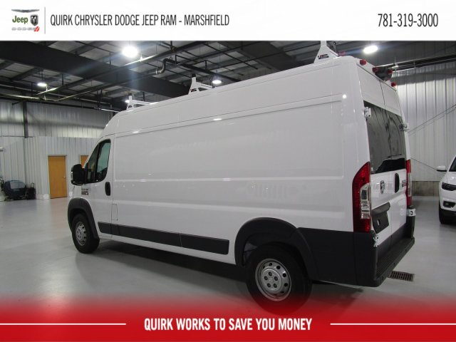 2018 ProMaster 2500 High Roof FWD,  Upfitted Cargo Van #D8543 - photo 6