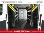 2018 ProMaster 2500 High Roof FWD,  Upfitted Cargo Van #D8543 - photo 1