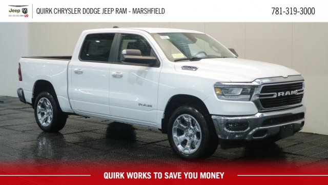 2019 Ram 1500 Crew Cab 4x4,  Pickup #D8589 - photo 1