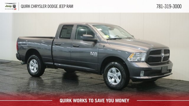 2019 Ram 1500 Quad Cab 4x4,  Pickup #D8618 - photo 1