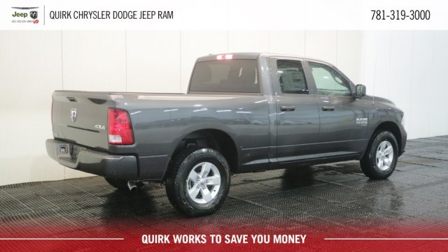 2019 Ram 1500 Quad Cab 4x4,  Pickup #D8618 - photo 2