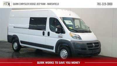 2018 ProMaster 2500 High Roof FWD,  Empty Cargo Van #D8744 - photo 1