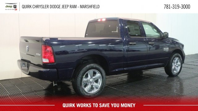 2019 Ram 1500 Quad Cab 4x4,  Pickup #D8787 - photo 2