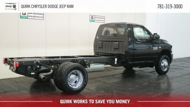 2018 Ram 3500 Regular Cab DRW 4x4,  Cab Chassis #D9007 - photo 2