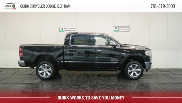 2019 Ram 1500 Crew Cab 4x4,  Pickup #D9020 - photo 3