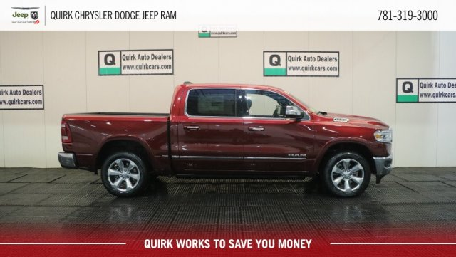 2019 Ram 1500 Crew Cab 4x4,  Pickup #D9129 - photo 3