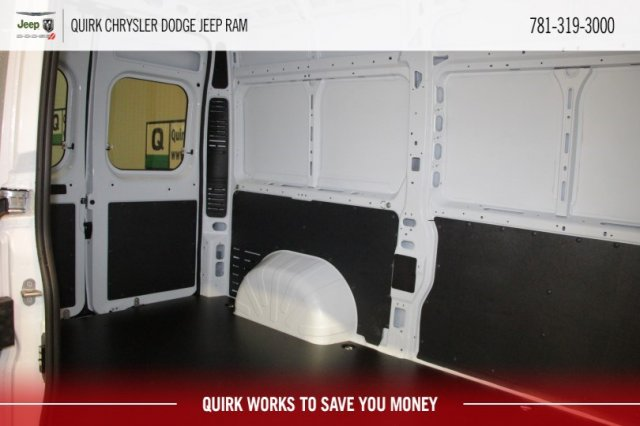 2019 ProMaster 2500 High Roof FWD,  Empty Cargo Van #D9263 - photo 6