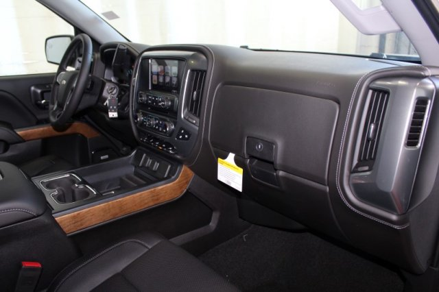 2017 Silverado 1500 Crew Cab 4x4 Pickup #M25721 - photo 12