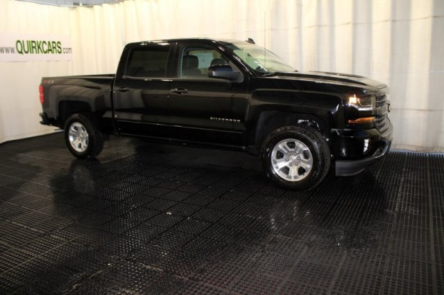 2018 Silverado 1500 Crew Cab 4x4 Pickup #M26372 - photo 3