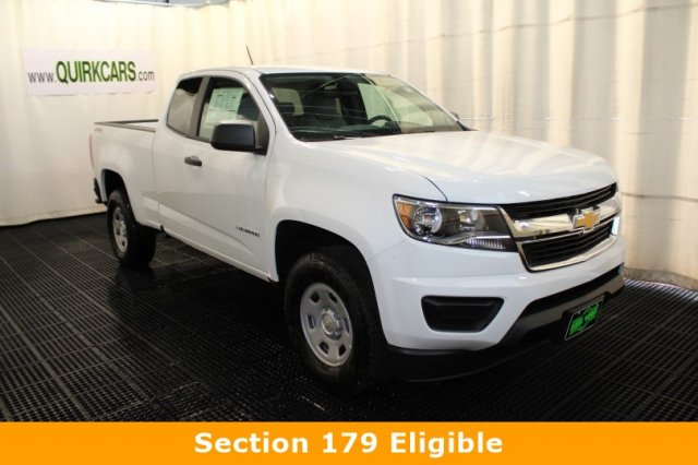 2018 Colorado Extended Cab 4x4 Pickup #M26379 - photo 1