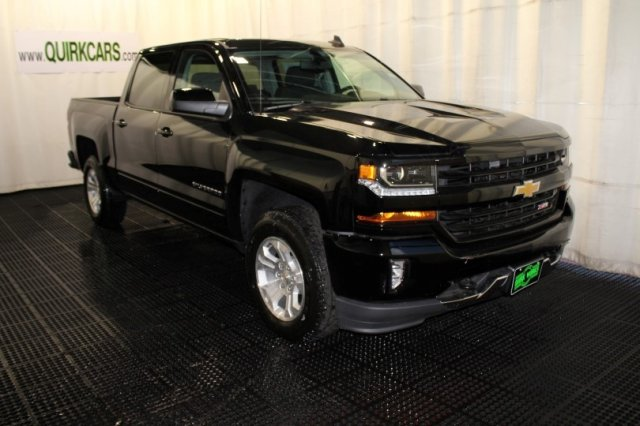2018 Silverado 1500 Crew Cab 4x4 Pickup #M26397 - photo 1