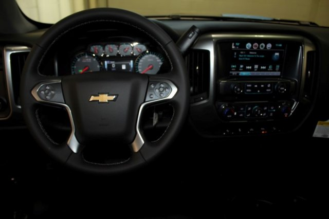 2018 Silverado 1500 Crew Cab 4x4 Pickup #M26397 - photo 6