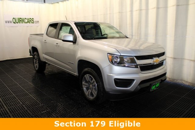 2018 Colorado Crew Cab 4x4 Pickup #M26417 - photo 1