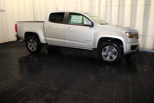 2018 Colorado Crew Cab 4x4 Pickup #M26417 - photo 3