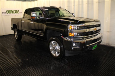 2018 Silverado 2500 Crew Cab 4x4 Pickup #M26461 - photo 1