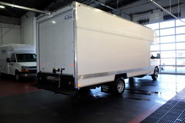 2017 Express 3500, Bay Bridge Bay Bridge FRP Cutaway Van #M26574 - photo 2