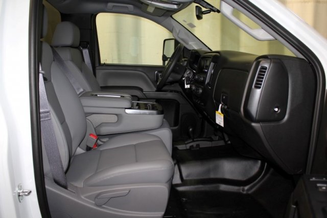 2017 Silverado 2500 Regular Cab 4x4,  Reading Service Body #M26587 - photo 10