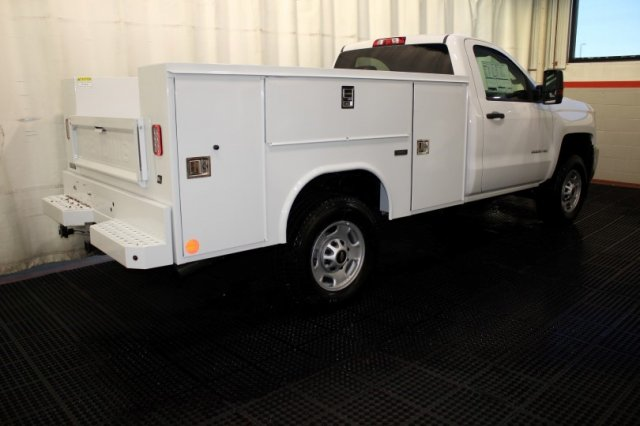 2017 Silverado 2500 Regular Cab 4x4, Reading SL Service Body Service Body #M26587 - photo 2