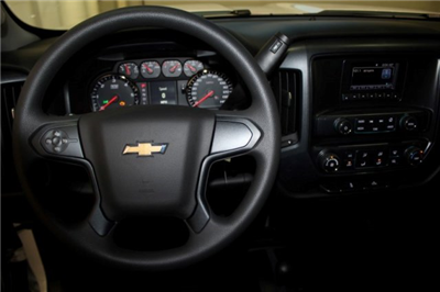 2017 Silverado 2500 Regular Cab 4x4, Reading SL Service Body Service Body #M26587 - photo 6