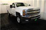2017 Silverado 2500 Regular Cab 4x4,  Reading Service Body #M26587 - photo 1