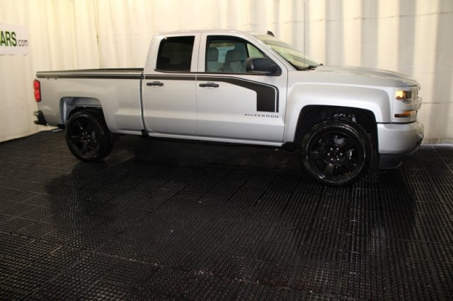 2018 Silverado 1500 Double Cab 4x4, Pickup #M26664 - photo 3