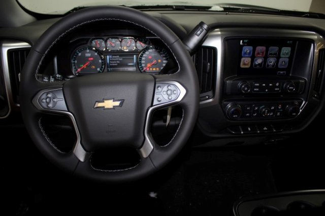 2018 Silverado 1500 Extended Cab 4x4 Pickup #M26688 - photo 6