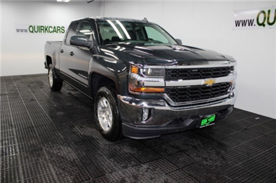 2018 Silverado 1500 Extended Cab 4x4 Pickup #M26688 - photo 1
