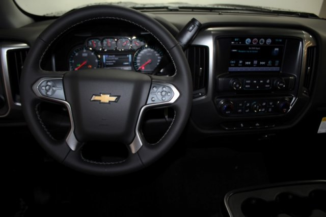 2018 Silverado 1500 Double Cab 4x4, Pickup #M26751 - photo 6