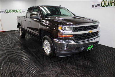 2018 Silverado 1500 Double Cab 4x4, Pickup #M26751 - photo 1